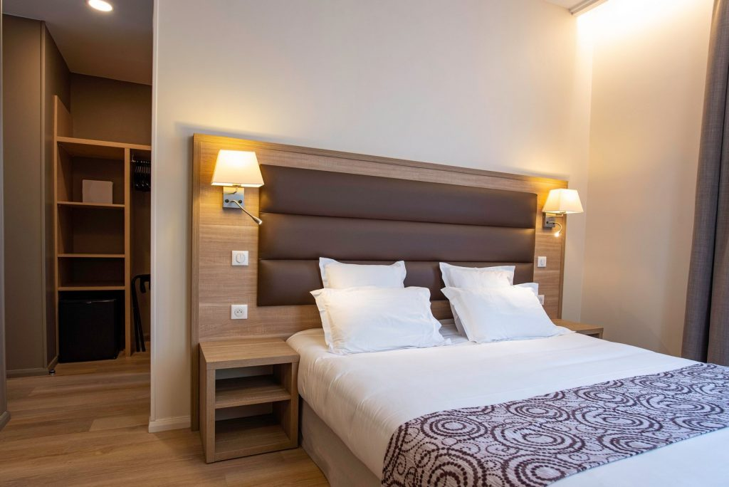 Confort bedroom - Sarlat's city center - Hotel Montaigne