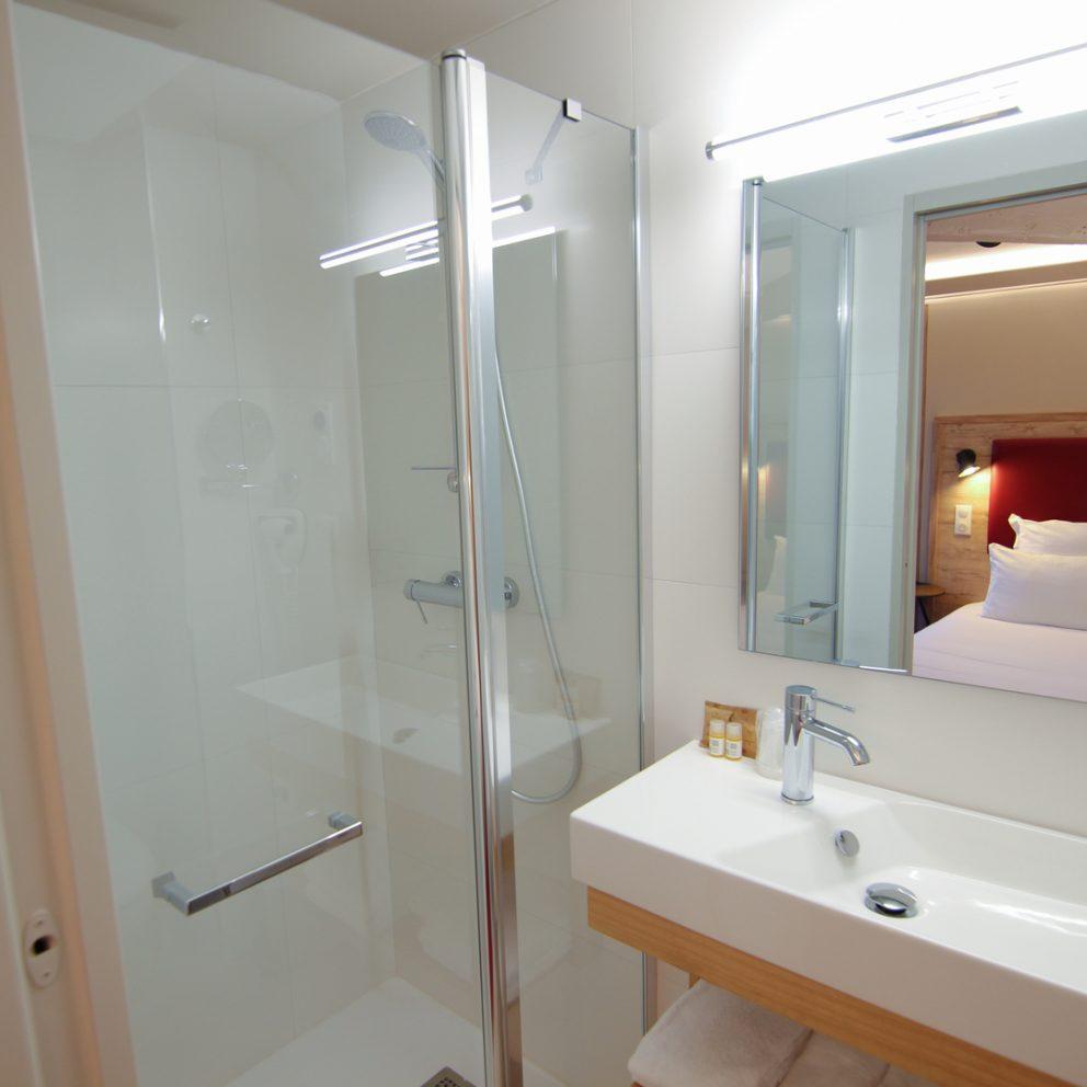 Salle de bain - chambre easy - hotel montaigne sarlat