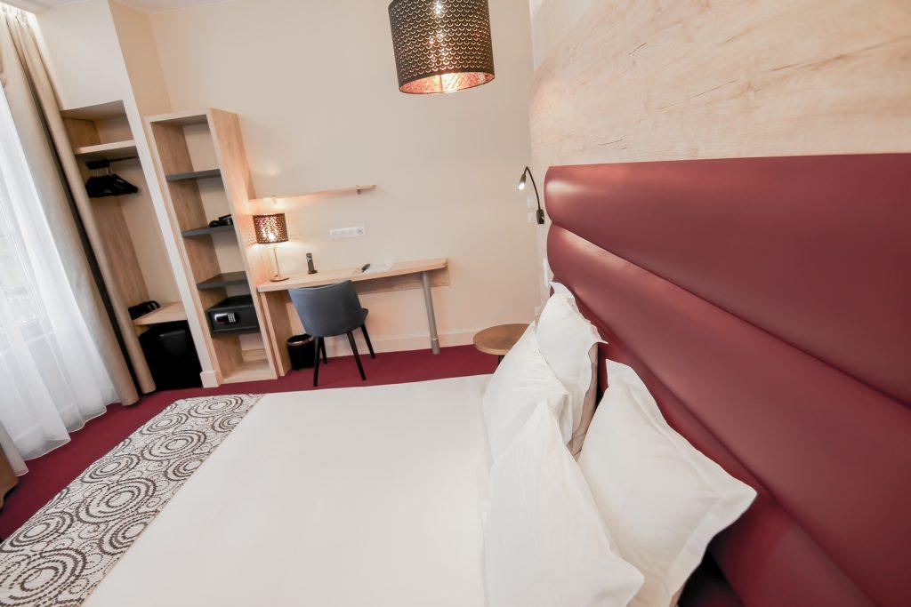 Superbe chambre, hotel montaigne sarlat