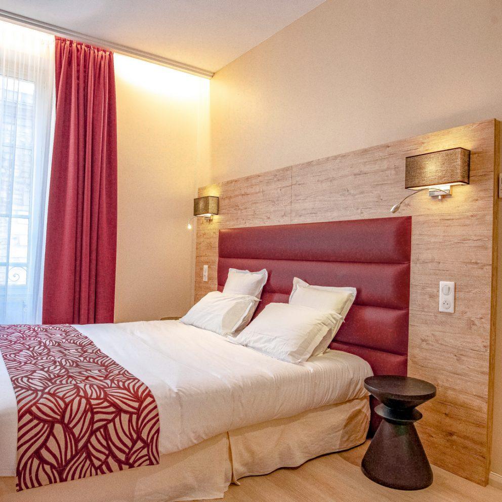 Chambre standard - hotel 3 étoiles à sarlat la canéda