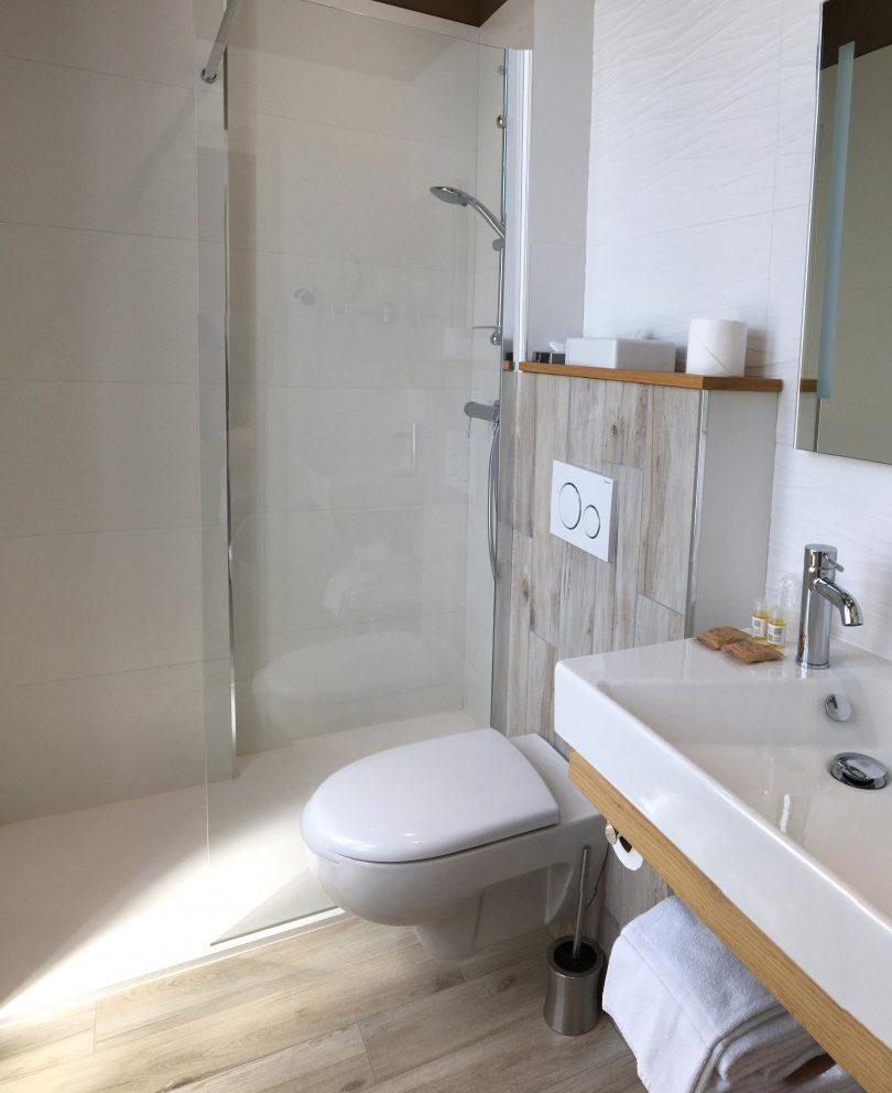 Salle de bain Appart Hotel