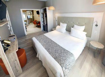 Appart hotel montaigne sarlat vue globale